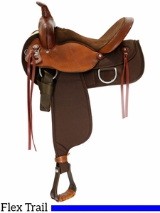 Fabtron Lady Trail Saddle Wide Flex Tree 7152 7154 7156 & $75 Gift Card