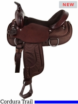"15"" to 17"" South Bend Saddle Co Lady Trail Saddle 2000"