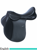 "16.5"" to 17.5"" Kincade Synthetic All Purpose Saddle 742502"
