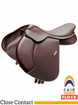 "16.5"" to 17.5"" Wintec 500 Close Contact Saddle 003"