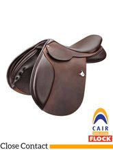Bates Caprilli Close Contact Saddle FWD Flap w/Free Gift