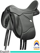 Bates Isabell Dressage Saddle CAIR w/Free Gift