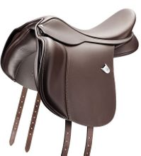 Bates Wide All Purpose Heritage CAIR Saddle 003