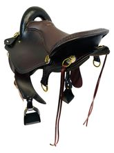 16.5Inch Tucker Endurance Trail Saddle T59 *Free Shipping*