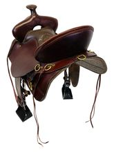 16.5Inch Used Tucker Classic High Plains Saddle 260 *Free Shipping*