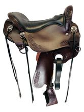 16.5Inch Used Tucker Horizon Endurance Saddle 179 *Free Shipping*