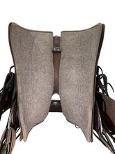 SOLD 2019/09/19  16.5Inch Used Tucker Old West Trail Saddle 277 *Free Shipping*