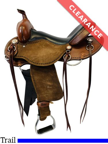 """16"""" Roughout Cashel Trail Saddle, CLEARANCE"""