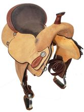 "16"" Circle Y Kelly Kaminski KK  Barrel Saddle 1506, CLEARANCE"