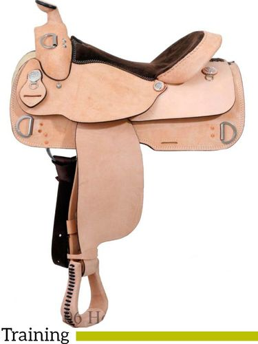 "15"" to 17"" Dakota Training Saddle 920"