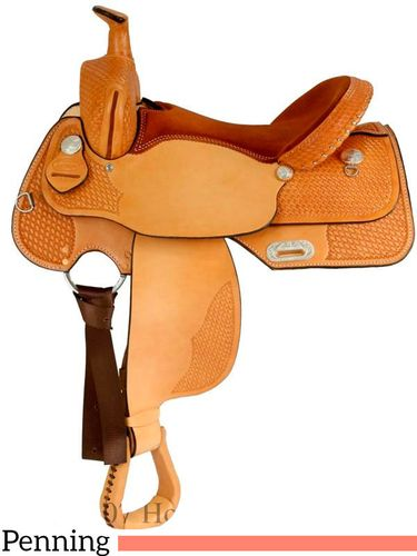"15"" to 17"" Dakota Penning Saddle 9506"