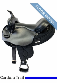 16 Inch Big Horn Light Weight Haflinger Saddle FLOOR MODEL 286