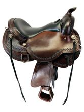 16 Inch Circle Y Gobi Arabian Flex2 Trail Saddle 1564 *Free Shipping*