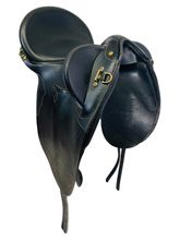 16 Inch Used Bates Australian Kimberley Poley Stock Saddle Custom *Free Shipping*