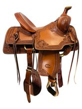 SOLD 2021/03/02  16 Inch Used Billy Cook Nebraska Ranch Saddle 2800 *Free Shipping*