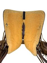 SOLD 2019/12/04  16 Inch Used Billy Cook Trail Saddle 2536 *Free Shipping*