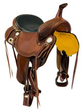 16 Inch Used Billy Cook Trail Saddle FLOOR MODEL 1855