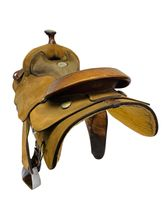 PRICE REDUCED! 16 Inch Used Billy Cook Training Saddle 9030 *Free Shipping*