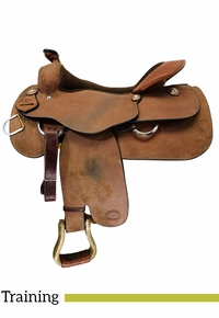 16 Inch Used Billy Royal Comfort Classic II Work Saddle 18062 *Free Shipping*