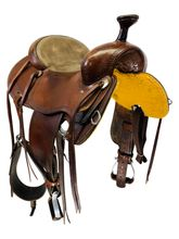16 Inch Used Cashel Outfitter All Around Trail Saddle SA-CO *Free Shipping*