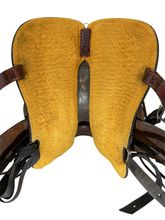 16 Inch Used Cashel Outfitter Ranch Saddle  *Free Shipping*