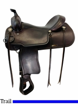 16 Inch Used Cashel Trail Blazer by Martin Saddlery Saddle SA-TB *Free Shipping*