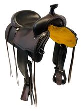 PRICE REDUCED! 16 Inch Used Cashel Trail Blazer by Martin Saddlery Saddle SA-TB *Free Shipping*