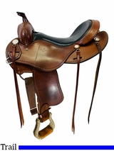 16 Inch Used Cashel Trail Saddle SA-CT *Free Shipping*