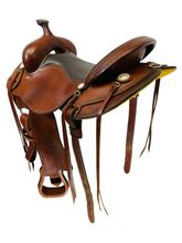 SOLD 2020/11/24  16 Inch Used Cashel Trail Saddle SA-CT *Free Shipping*