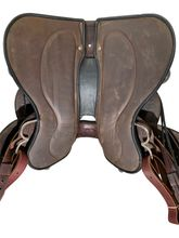 SOLD 2020/10/22 16 Inch Used Circle Y Julie Goodnight Monarch Flex Trail Saddle Floor Model 1752 *Free Shipping*