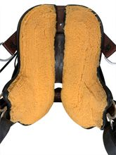 SOLD 2021/02/28 16 Inch Used Circle Y Kentucky Flex2 Trail Gaiter Saddle 1582 *Free Shipping*
