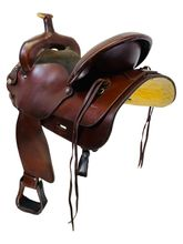 16 Inch Used Circle Y Park and Trail Saddle 3007 *Free Shipping*