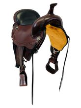 SOLD 2019/11/25  PRICE REDUCED! 16 Inch Used Circle Y Sheridan Flex2 Trail Saddle 1572 *Free Shipping*