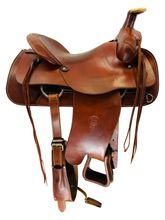 16 Inch Used Colorado Dakota Ranch Saddle 546 0 - 255 *Free Shipping*