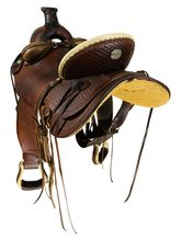 SOLD 2021/10/19  16 Inch Used Colorado Ranch Saddle 0-241 *Free Shipping*