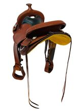 PRICE REDUCED! 16 Inch Used Crates Classic Reining Saddle 2222 *Free Shipping*