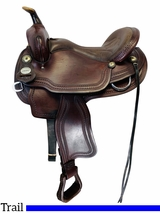 16 Inch Used Crates Light Ladies Competition Trail Saddle 2172 *Free Shipping*