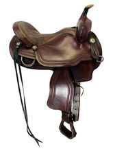 PRICE REDUCED! 16 Inch Used Crates Light Ladies Competition Trail Saddle 2172 *Free Shipping*