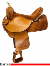 16 Inch Used Dakota Barrel Racing Saddle 315 *Free Shipping*