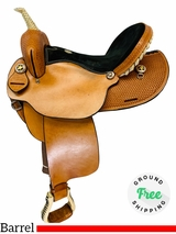 16 Inch Used Dakota Lightweight Barrel Racer 353 *Free Shipping*