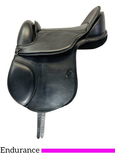 SOLD 2021/05/13 16 Inch Used Easy Trek Endurance Saddle  *Free Shipping*