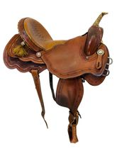 16 Inch Used Triple Creek Barrel Racer GS3 *Free Shipping*