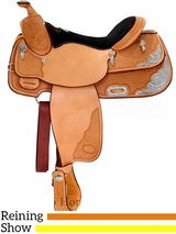 "** SALE **16"" Billy Cook Pleasure Reiner Show Saddle 3299"