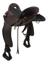 "16"" to 18""  Big Horn Endurance Gaited Flex Saddle 1685"