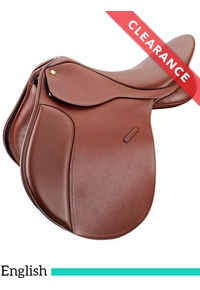 "17.5"" Collegiate All Purpose Saddle 663746, CLEARANCE"