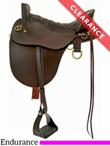 "15.5"" Tucker River Plantation Medium Saddle 146 CLEARANCE"