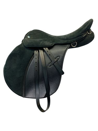 17.5Inch Used Kent and Masters All Purpose Saddle Teqnic GP *Free Shipping*