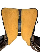 SOLD 2019/11/25  17 Inch Used Circle Y Topeka Flex2 Trail Saddle 1651 *Free Shipping*