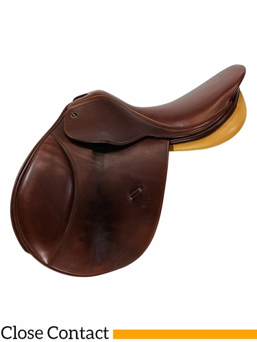 17 Inch Used Harry Dabbs Close Contact Saddle 802025170 *Free Shipping*