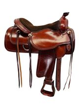 """PRICE REDUCED!! 17"""" Used Billy Royal All-Around Saddle & Trail Ranch Horse Pleasure 32521 usbr4364 *Free Shipping*"""